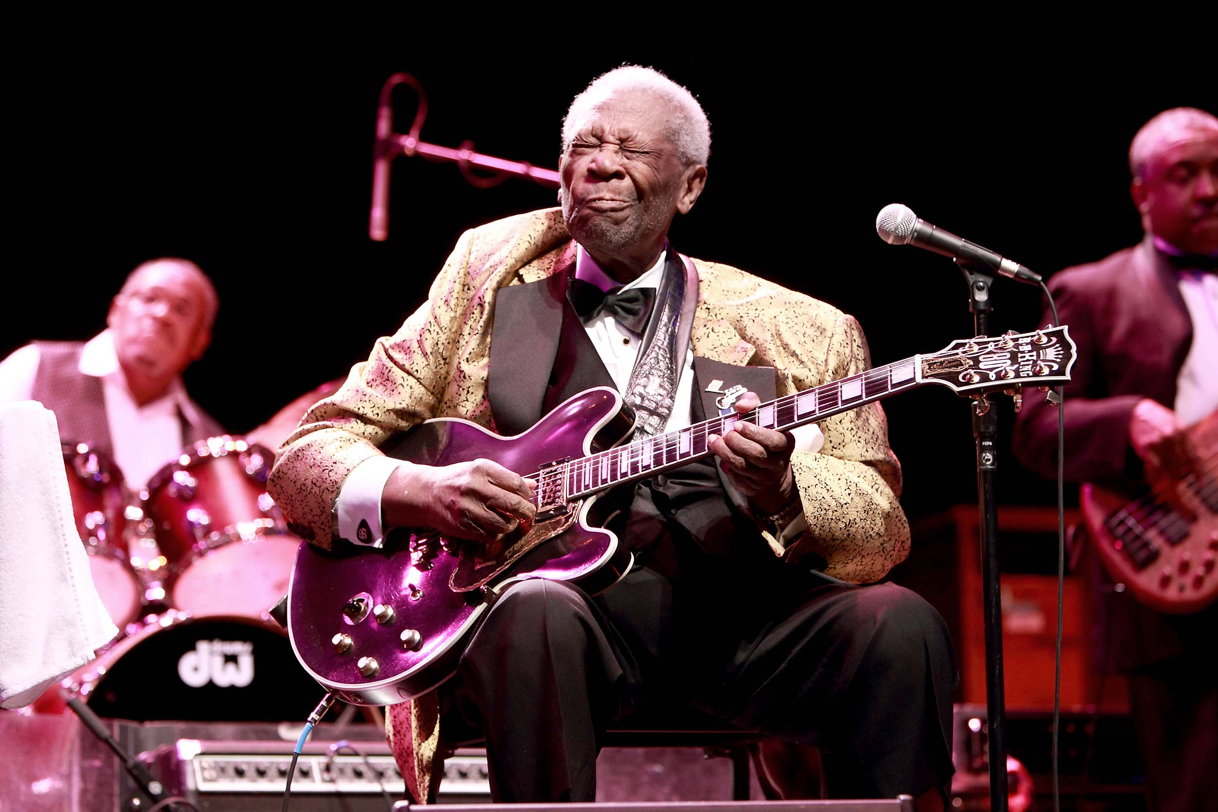 BB King - Color