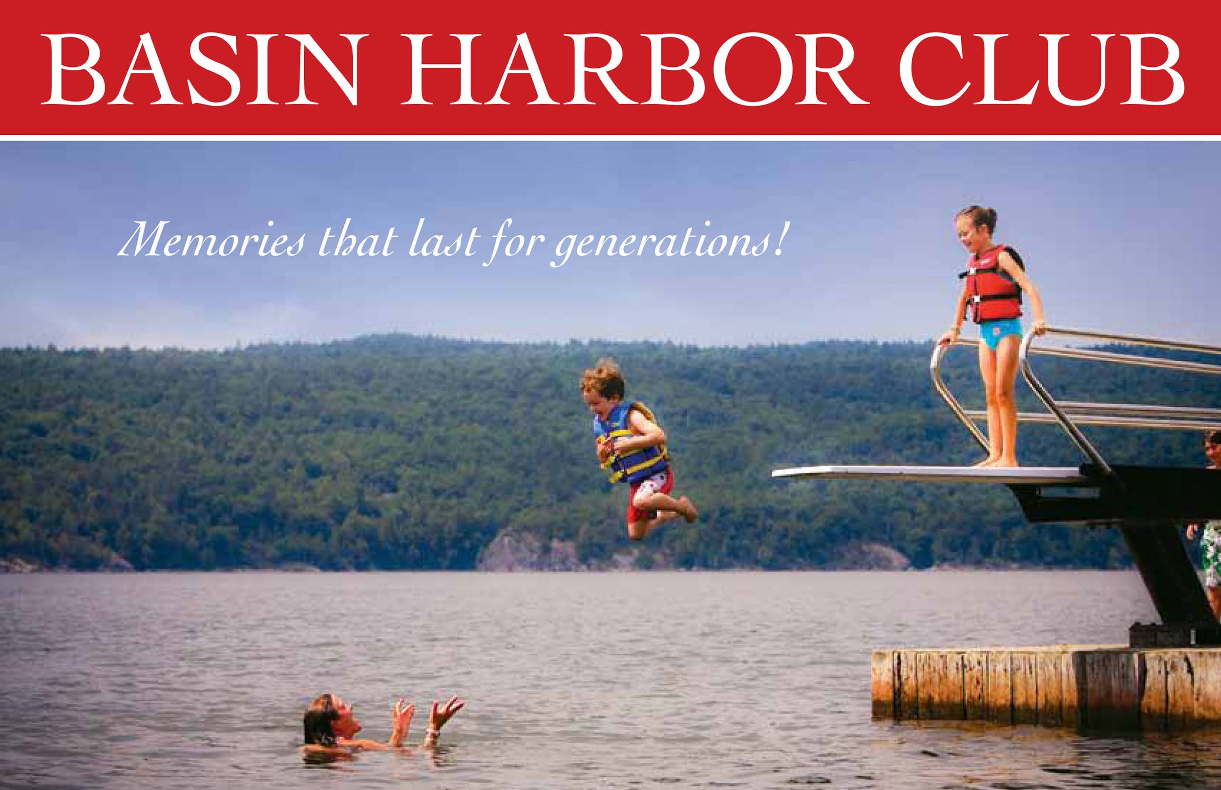 Basin Harbor Club Calendar 2011 (small)