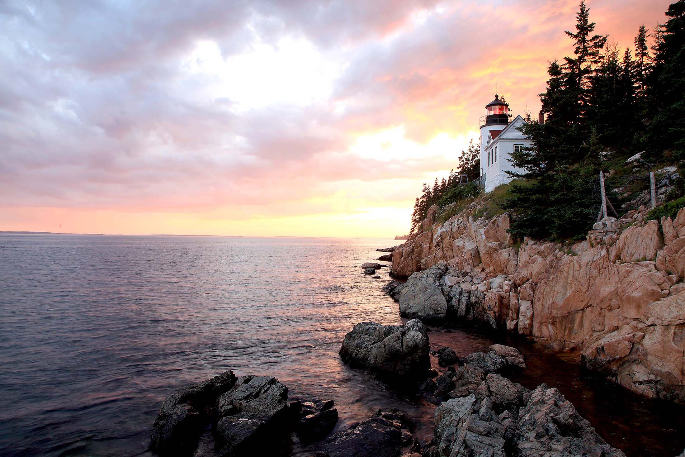 Bass Harbor Lighthouse - Acadia