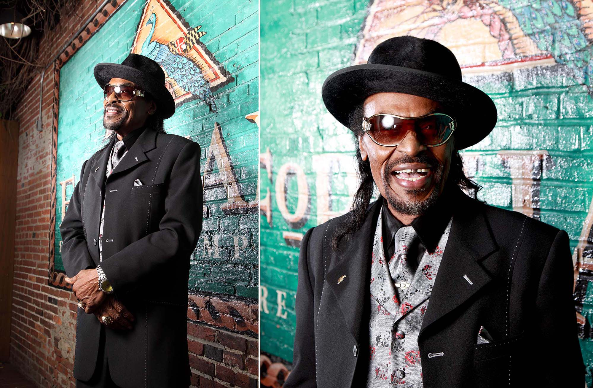 Funk Legend - Chuck Brown