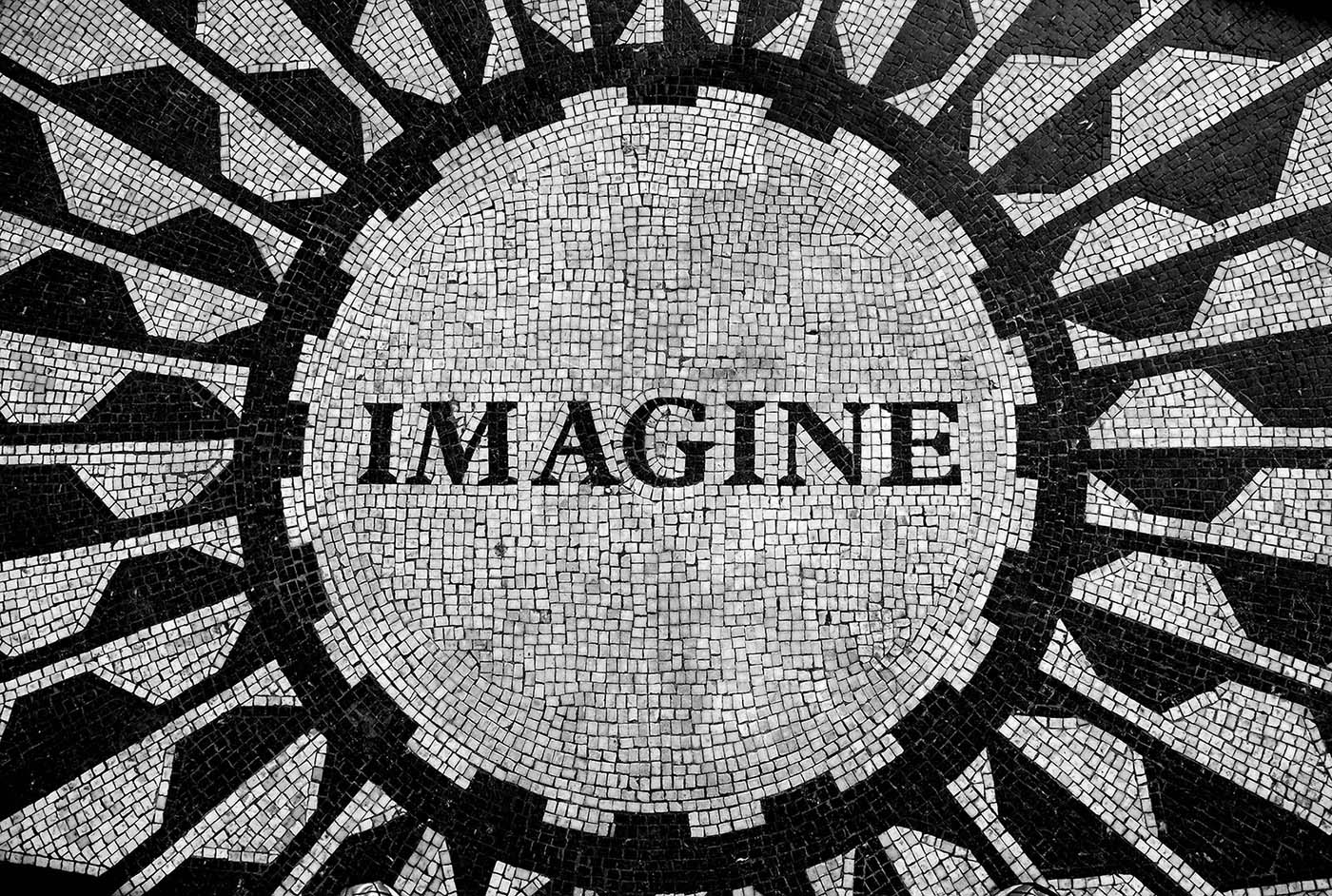 Imagine - FOR PRINTING