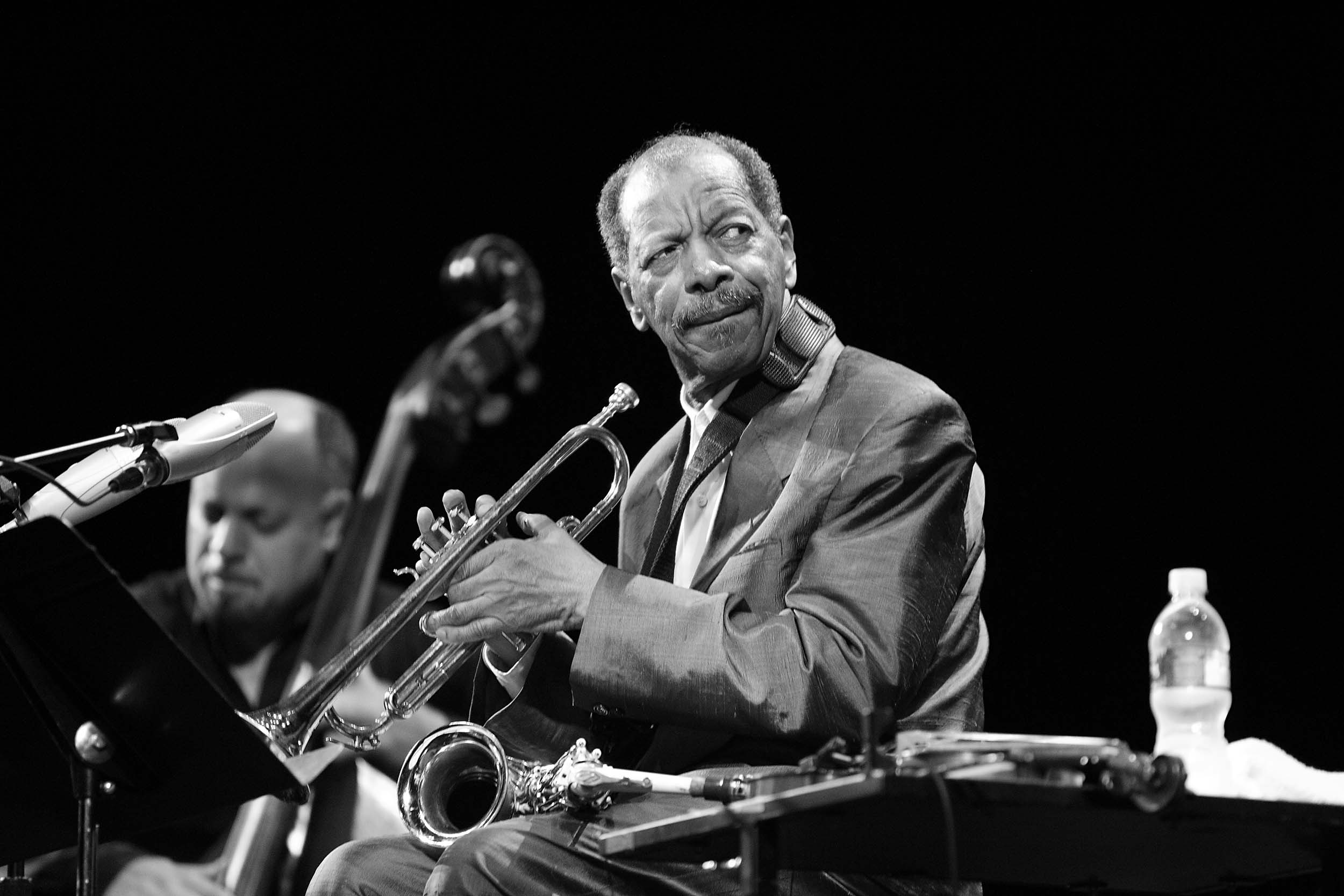 Ornette Coleman (Jazz Legend)
