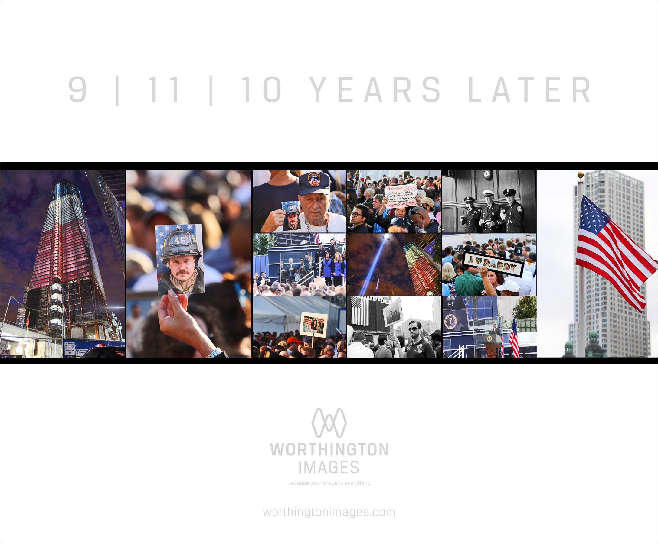 PIX OF THE WEEK - 9-11 Ten Years Later (WTC)