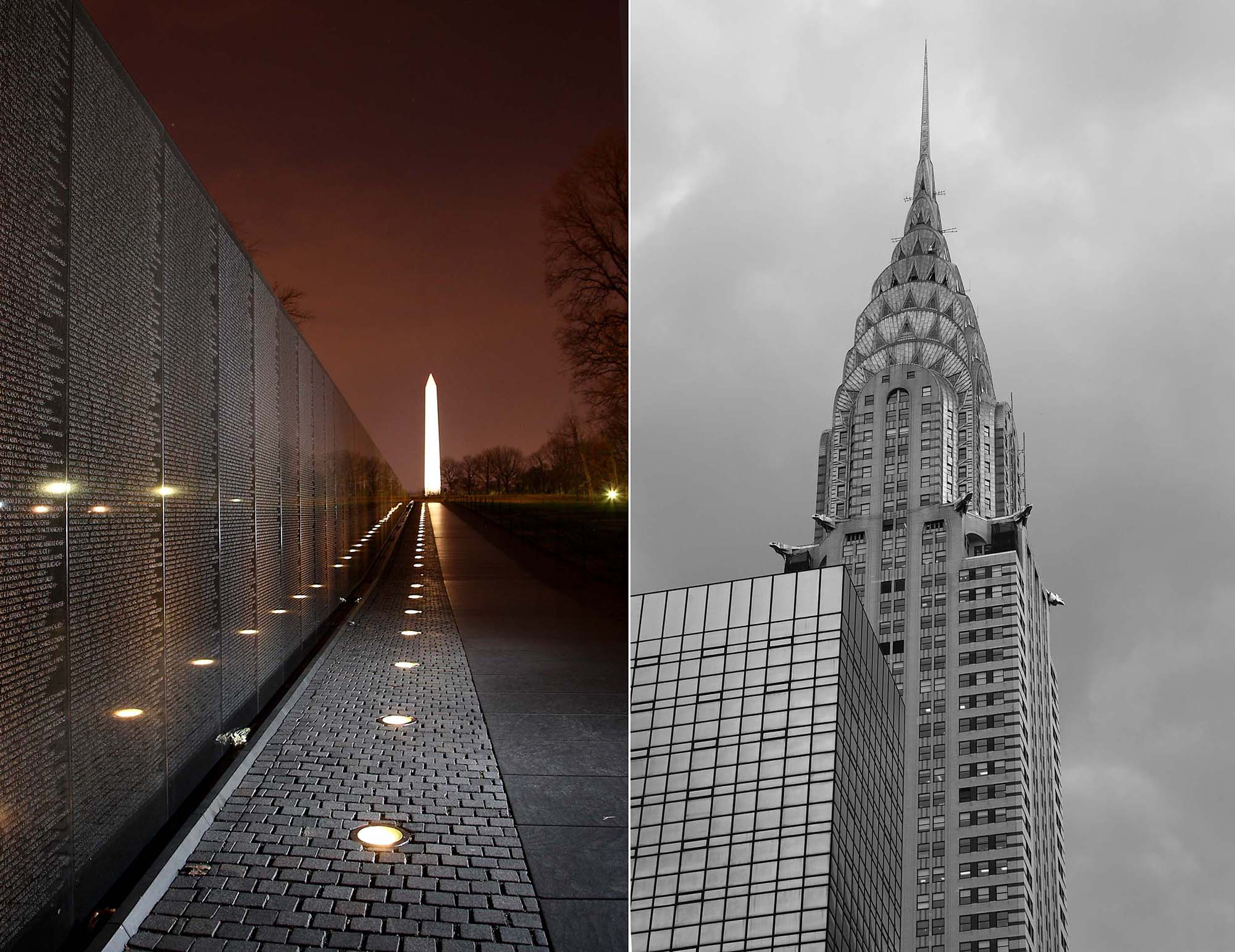The Wall and Empire State Blg